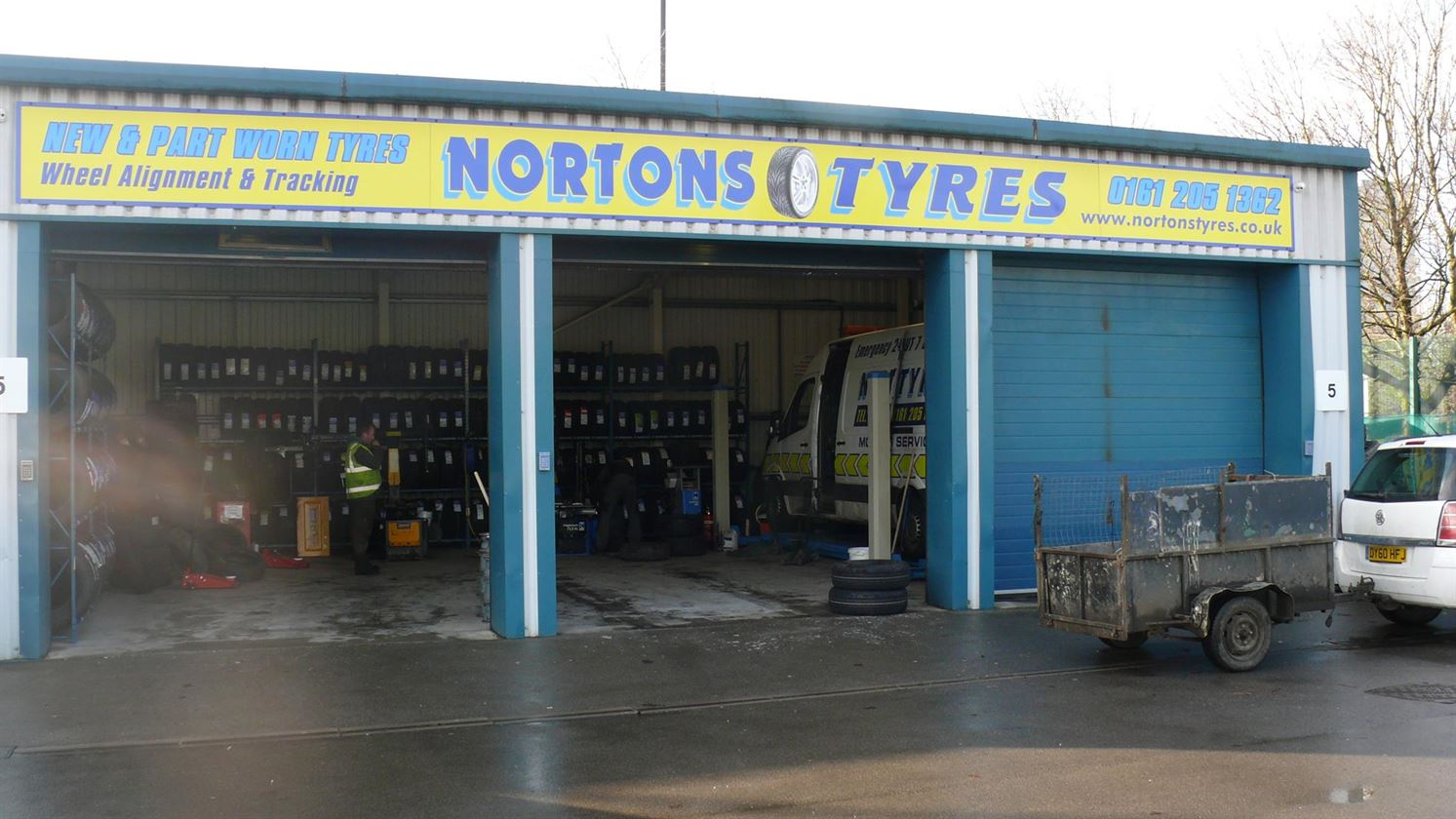 Manchester Tyres 24/7 Call Out